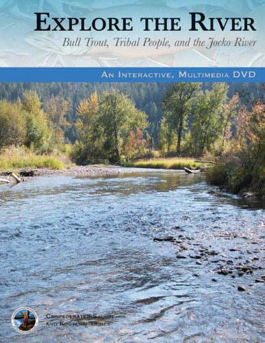 Preisvergleich Produktbild Explore the River: Bull Trout,  Tribal People,  and the Jocko River