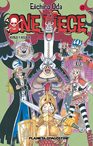 One Piece nº 47: Nubes y huesos (Manga Shonen) por Eiichiro Oda