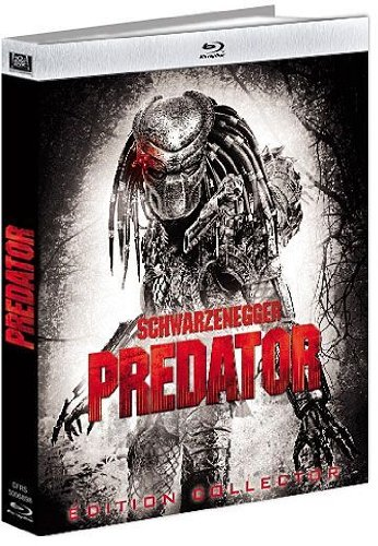 Collector Bill (Arnold Schwarzenegger - Predator - Digibook Collector Blu-ray + DVD + Livret (2 Blu-ray))