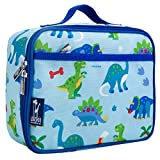 Best Kids Lunchboxes - Wildkin Kids Dinosaur Land Lunch Box, Multi-Colour Review