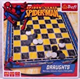 SpiderMan: Draughts Board Game by Spider-Man