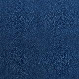 Jeansblauer Denim (8,0 oz), Jeansstoff Meterware