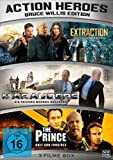 Action Heroes - Bruce Willis Edition - Limited Edtion [3 DVDs]