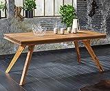 Wolf Möbel Esszimmertisch Shan Sheesham Shina 200x100 cm Massivholz Esstisch