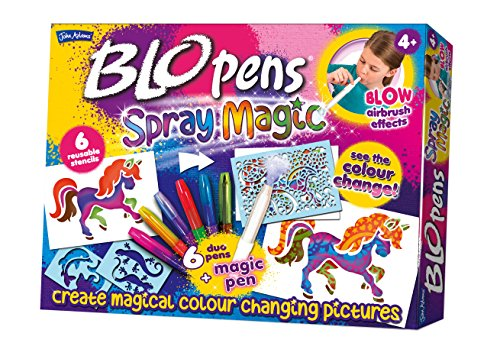 John Adams Spray Magic Blopens