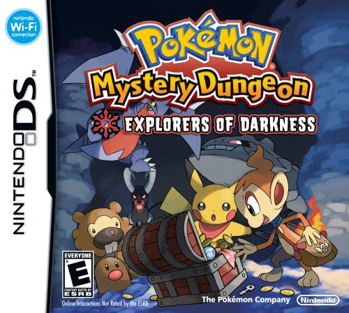 Pokemon Mystery Dungeon: Explorers of Darkness [UK Import] Pokemon Ds Spiele Mystery Dungeon