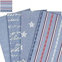 Jeansstoff - 100% Baumwolle  Deko- und Polsterstoff   bedruckt - Meterware  1, 5f1ec5e73f