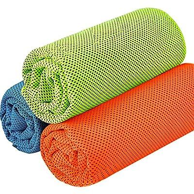 IHUIXINHE Cooling Towel 3PCS