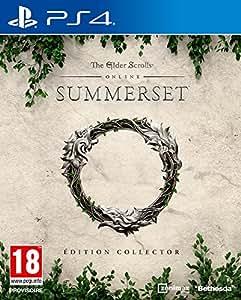 Elder Scrolls online: Summerset CE - PlayStation 4 [Edizione: Francia]