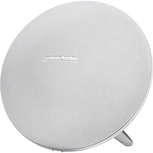 Harman/Kardon Onyx Studio 3 60W Weiß - Tragbare Lautsprecher (4.0 Kanäle, 2 cm, 7,5 cm, 80 dB, 60 W, 50 - 20000 Hz)