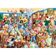 Gibsons Antique Shop Antics Jigsaw Puzzle (1000 Pieces)