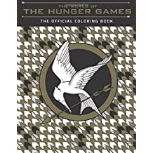 The World of the Hunger Games: The Official Coloring Book (Colouring Books)