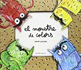 El monstre de colors pop-up [Catalán]