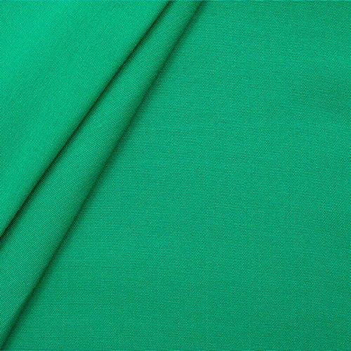 Liegestuhlstoff Outdoorstoff Stoff Breite 45 cm Meterware Grün