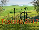 Toscana 2017 - Spanien - Spain - Bildkalender quer (56 x 42) - Nomada Landschaftskalender - by Horst Haas - Horst Haas
