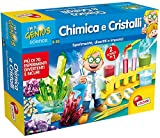 Lisciani Giochi 56248 - Piccolo Genio 2 in 1 Chimica e Cristalli