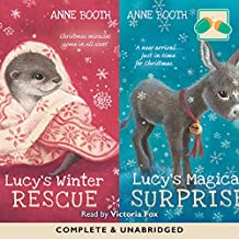 Lucy's Winter Rescue & Lucy's Magical Surprise Read
