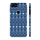 Enthopia Designer Hardshell Case Heritage Art Back Cover for Apple Iphone 7 Plus With Apple Hole
