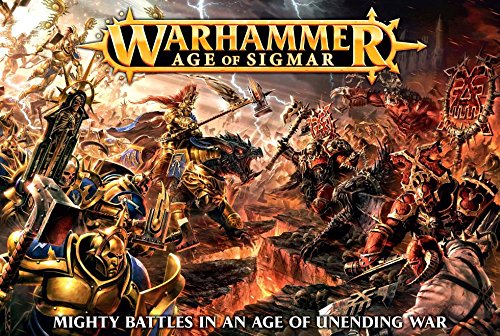 Age Of Sigmar Warhammer Age of Sigmar Starter Set