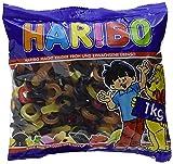 Haribo Crazy Schnuller 1kg Box