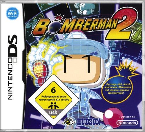 BOMBERMAN 2 / SOLO CARTUCHO / Nintendo DS Juego Compatible TODAS Nintendo...