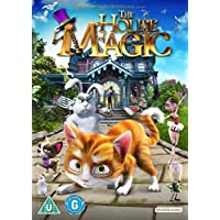 The House of Magic [DVD] by Jeremy Degruson