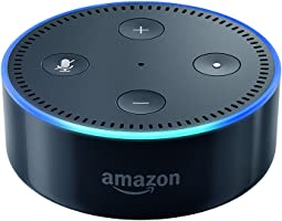 Amazon Echo Dot (2nd Gen) – Smart Speaker with Alexa – Black