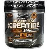 Muscletech Essential Series Platinum 100% Creatine Unflavored - 400 g