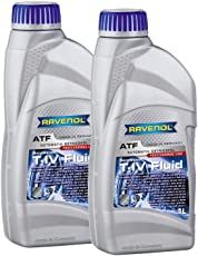 2 (2x1) Liter RAVENOL ATF T-IV Fluid Automatikgetriebeöl Made in Germany