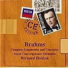Brahms : Concertos et symphonies (Coffret 7 CD)