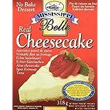 MISSISSIPPI BELLE Préparation pour Cheesecake 318 g