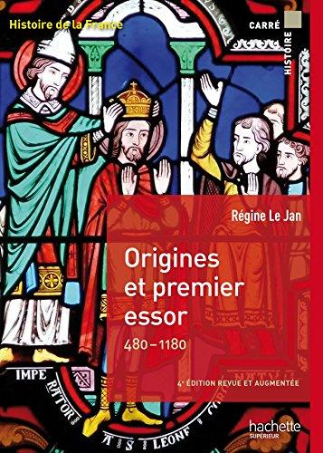 Origines et premier essor 480-1180