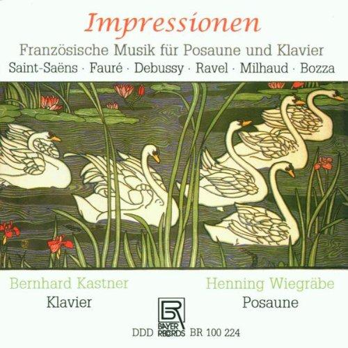 Impressionen (Französische Musik für Posaune und Klavier)