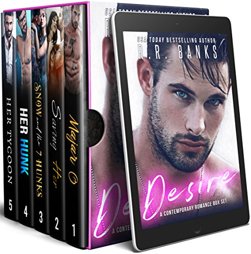 Desire: A Contemporary Romance Box Set