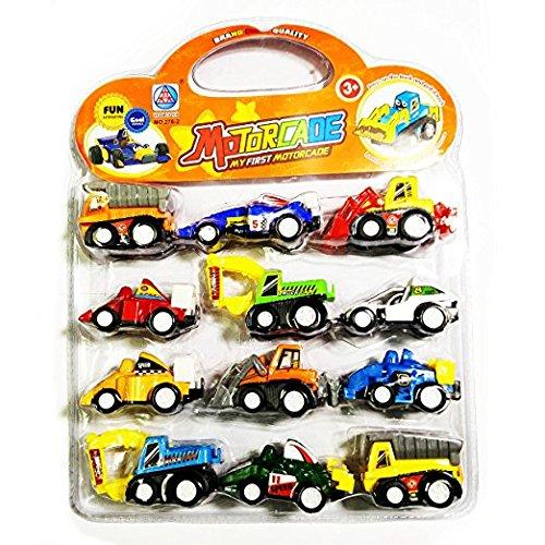 Allmart Enterprise Mini Pullback Go Car Models Toy Set For Kids