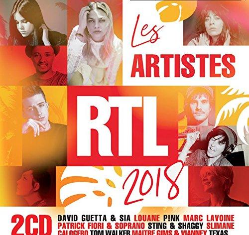 Les Artistes Rtl 2018