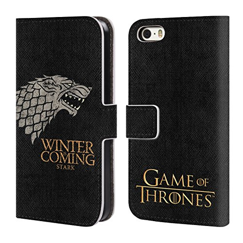 official-hbo-game-of-thrones-stark-house-mottos-leather-book-wallet-case-cover-for-apple-iphone-5-5s