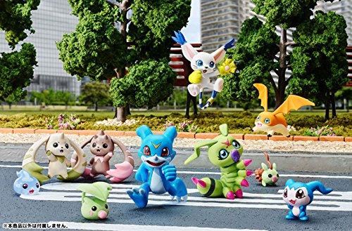 Digimon Adventure Digicolle! Series Figures 6 cm Assortment Data 3 (8)