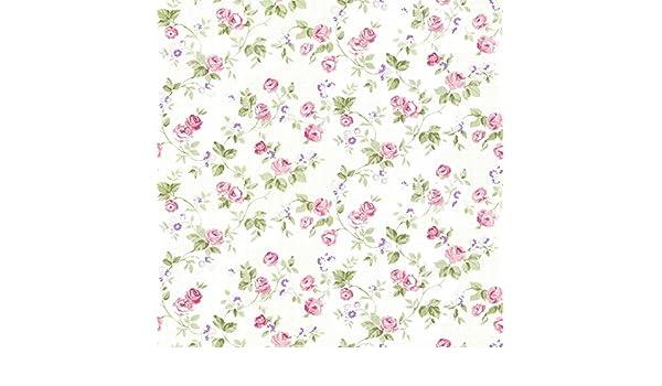 couleur bordeaux /Papier peint TNT avec grosses fleurs et style classique danslemur 621/ /4/
