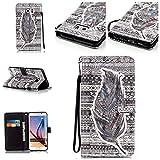 Fashion Phone Holder Cover Flip Folio Leather Magnetic