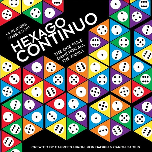 Price comparison product image Hexago Continuo: The One-Rule Game for All the Family