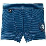 Schiesser Jungen Boxershorts Capt´n Sharky Hip Shorts, (Blau 800), 92