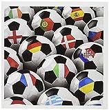 3drose England Deutschland Portugal Spanien, DM, Tschechische Republik Italien Frankreich Griechenland Ukraine Flaggen –, Grußkarten, 15,2x 15,2cm, Set 12(GC _ 155022_ 2)