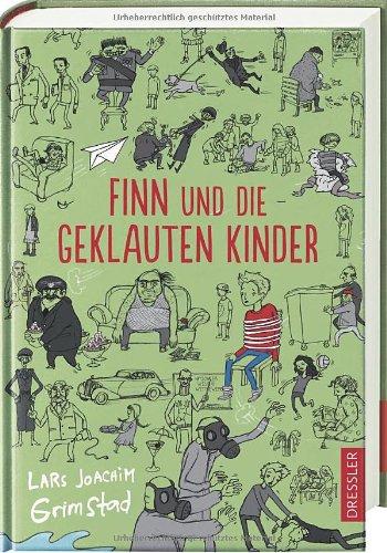 Buchseite und Rezensionen zu 'Finn und die geklauten Kinder' von Lars Grimstad