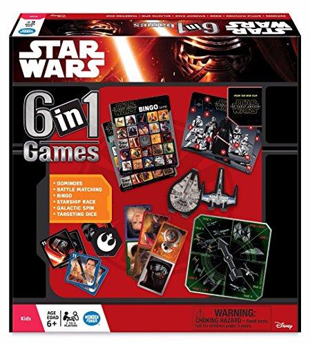 Ravensburger Star Wars 6Spiel Brettspiel