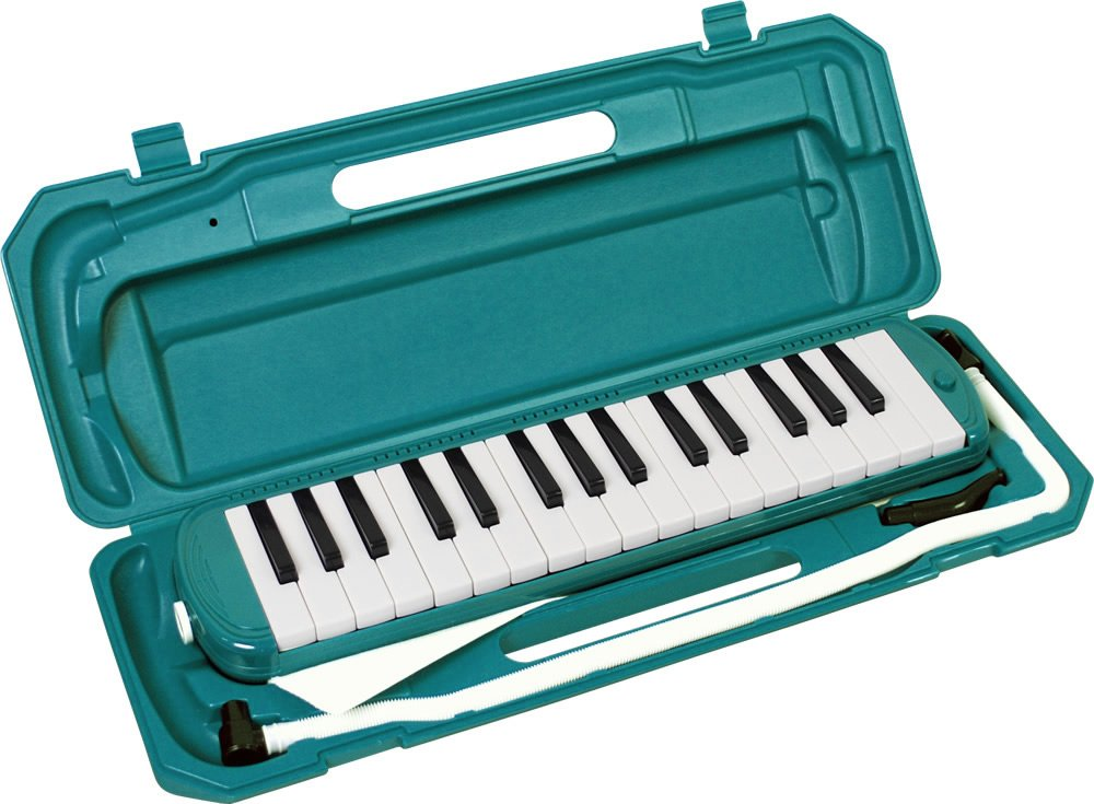 KC tastiera Armonica a Bocca Melody piano (japan import), verde