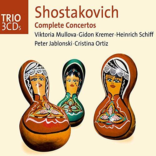Chostakovich : Intégrale des concertos
