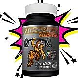 Rockerhontas Pre Workout Blast Boost │ Maximale Pomp │ Gemaakt in Germany│60 Capsules │L-Arginine │ Aminozuur │Booster