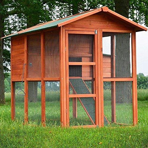 Premium Hühnerhaus Hühnervoliere , Hühnerstall , Hühnerhaus , Hühnerfarm , Entenstall