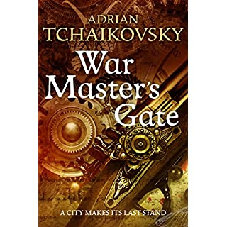 War Master's Gate (Shadows of the Apt Book 9)